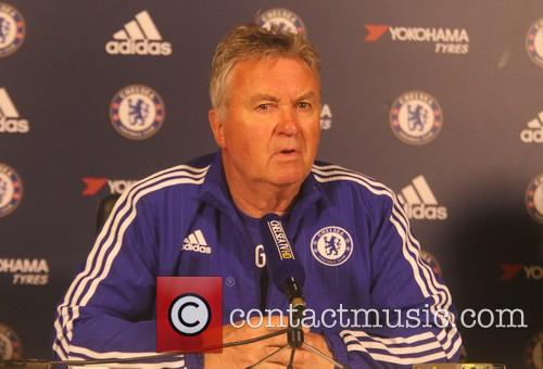 Chelsea Football Club press conference