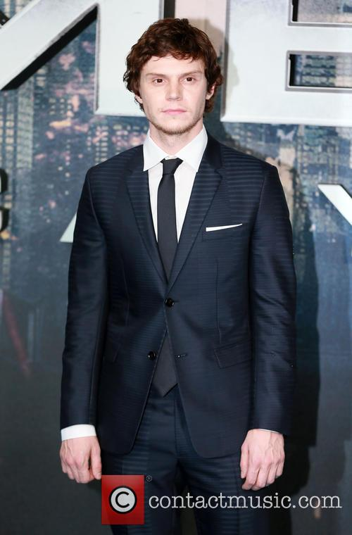 Evan Peters will play a number of roles this season