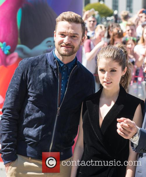 Justin Timberlake and Anna Kendrick 7