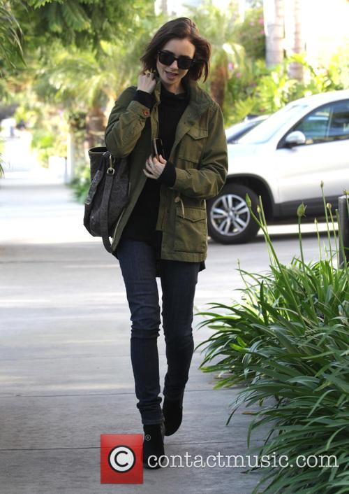 Lily Collins 3