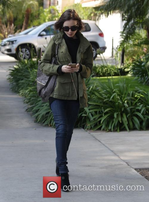 Lily Collins 6