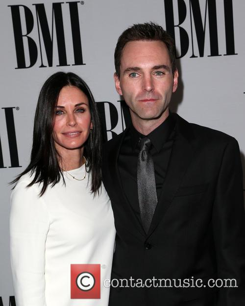 Courteney Cox and Johnny Mcdaid 6