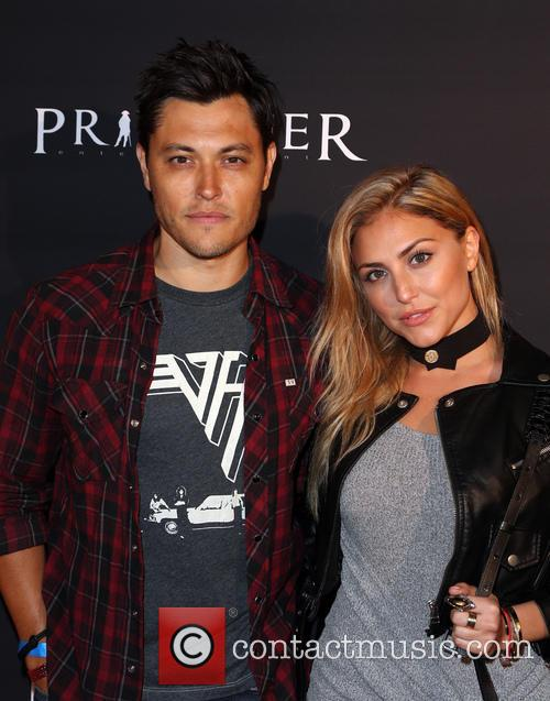 Blair Redford and Cassie Scerbo 8