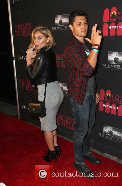 Blair Redford and Cassie Scerbo 9