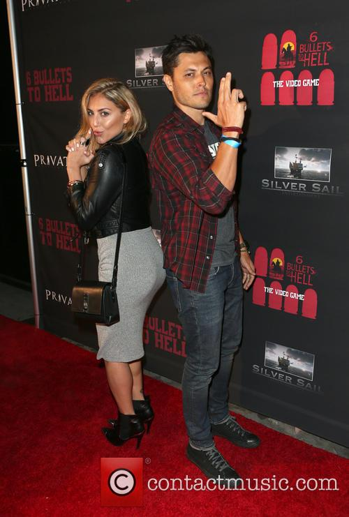 Blair Redford and Cassie Scerbo 10