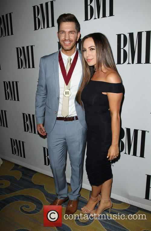 Andy Grammar and Wife Aijia Lise 1