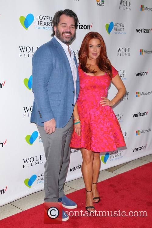 Shawn Sanford and Poppy Montgomery 3