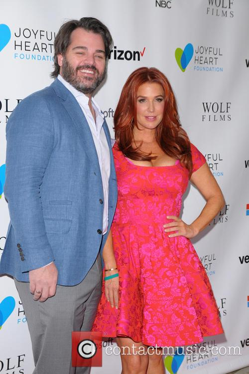 Shawn Sanford and Poppy Montgomery 4