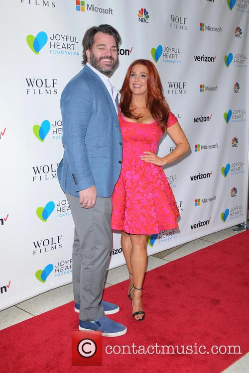 Shawn Sanford and Poppy Montgomery 6