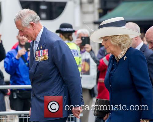Prince Charles, Prince Of Wales, Camilla and Duchess Of Cornwall 2