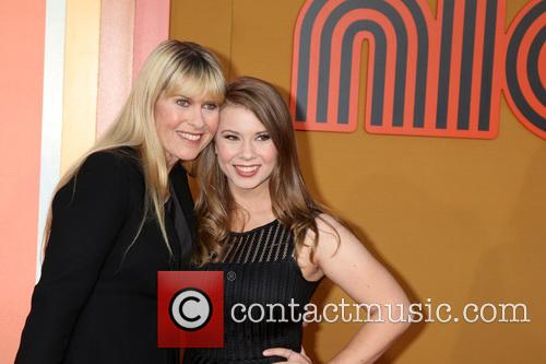 Terri Irwin and Bindi Irwin 3