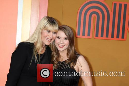 Terri Irwin and Bindi Irwin 5