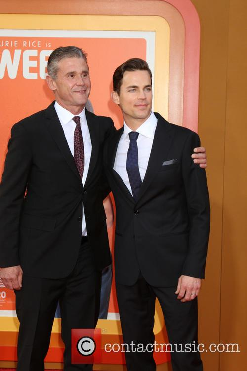 Simon Halls and Matt Bomer 1