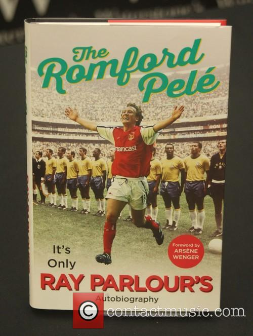 Pele and Ray Parlour 1