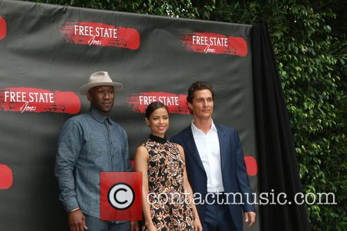 Mahershala Ali, Matthew Mcconaughey and Gugu Mbatha-raw 4