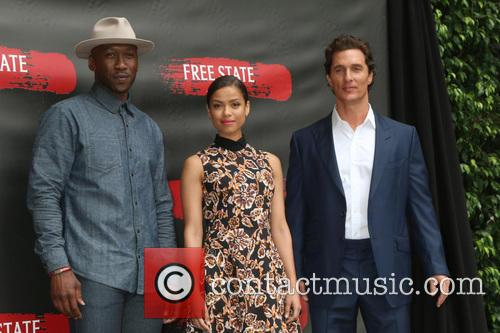 Mahershala Ali, Matthew Mcconaughey and Gugu Mbatha-raw 5