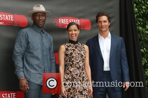 Mahershala Ali, Matthew Mcconaughey and Gugu Mbatha-raw 6