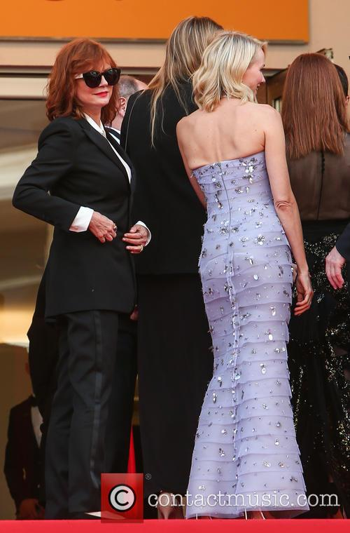 Susan Sarandon and Naomi Watts 9