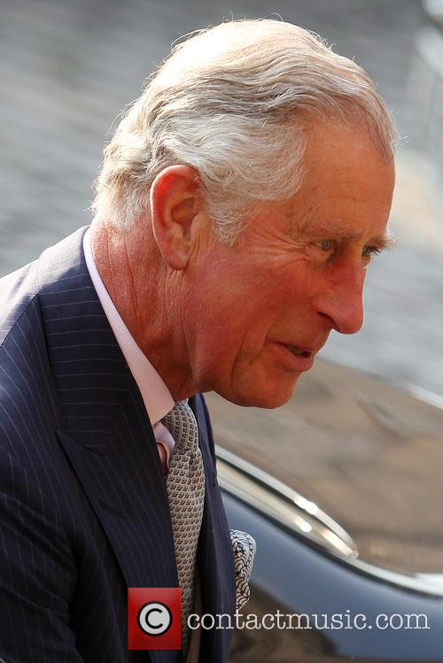 Prince Charles, Duke Of Rothesay and Cathedral