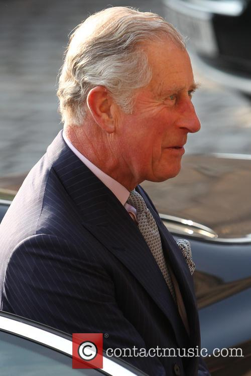 Prince Charles, Duke Of Rothesay and Cathedral 2