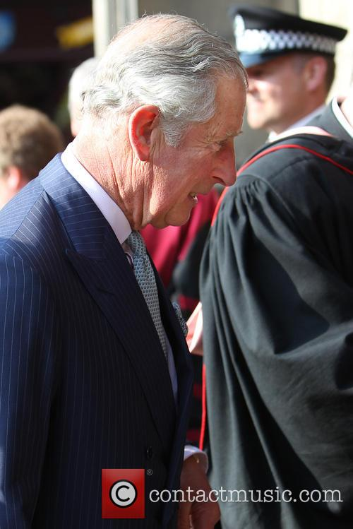 Prince Charles, Duke Of Rothesay and Cathedral 3