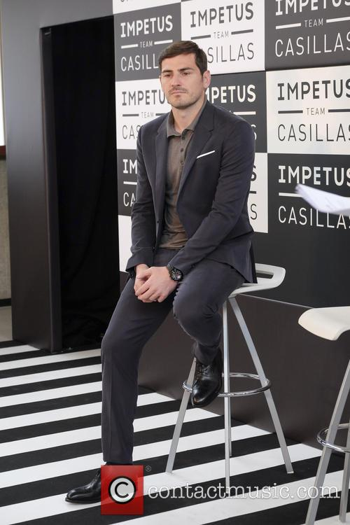 Iker Casillas 9