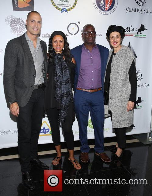Nigel Barker, Sandi Bass, Terry Donovan and Karen Lee 4