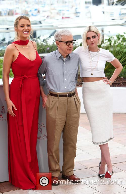 Kristen Stewart, Woody Allen and Blake Lively 7