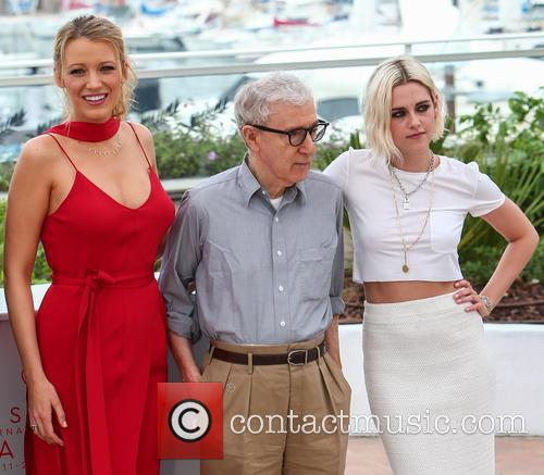 Kristen Stewart, Woody Allen and Blake Lively 8