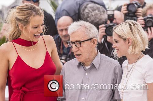 Blake Lively, Woody Allen and Kristen Stewart