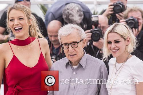 Blake Lively, Woody Allen and Kristen Stewart 8