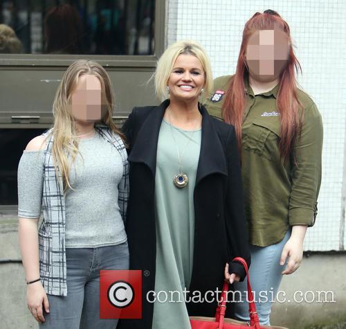 Kerry Katona, Lilly-sue Mcfadden and Molly Marie Mcfadden 10