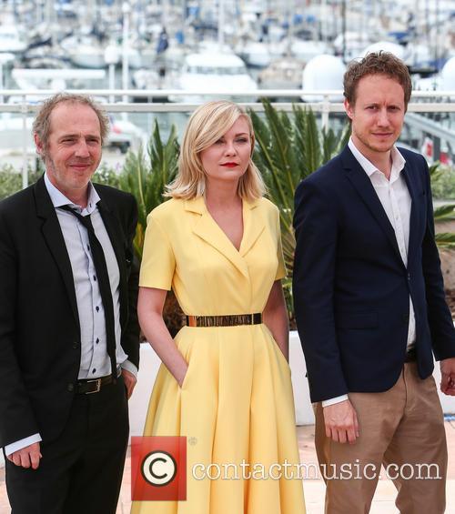 Arnaud Desplechin, Kirsten Dunst and Laszlo Nemes 1