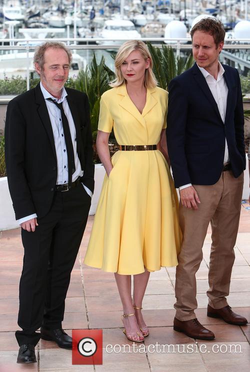 Arnaud Desplechin, Kirsten Dunst and Laszlo Nemes 4