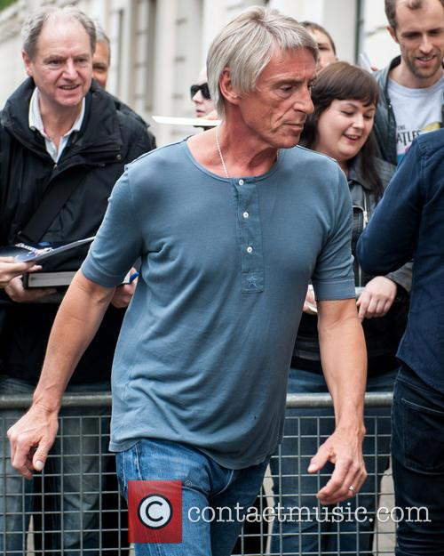 Paul Weller and Singer Songwriter 5
