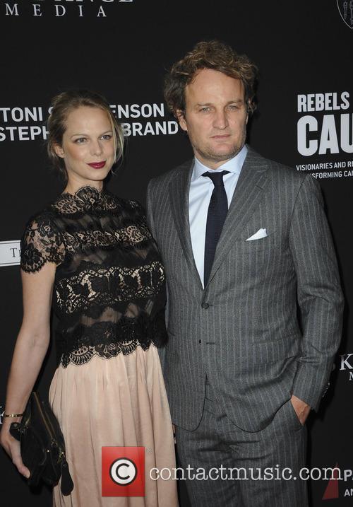 Jason Clarke and Cecile Clarke 1