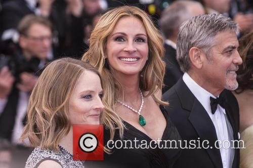 Jodie Foster, Julia Roberts and George Clooney 1