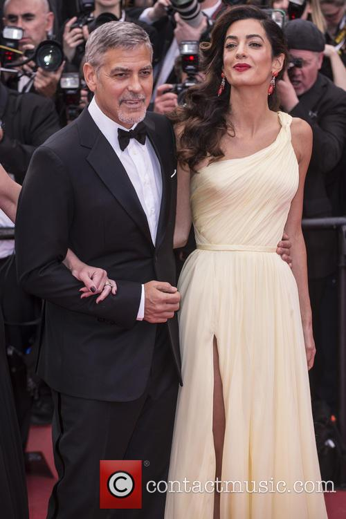George Clooney And Wife Amal Talk About New Parenthood