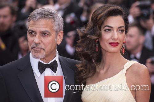 George Clooney and Amal Clooney 6