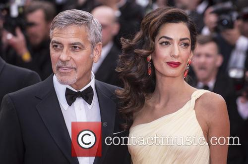 George Clooney and Amal Clooney 7