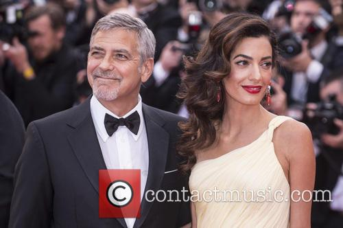 George Clooney and Amal Clooney 9