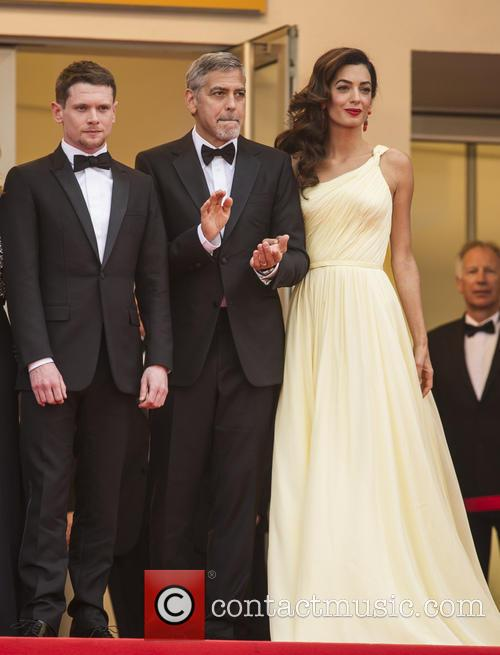 Jodie Foster, Jack O'connell, George Clooney and Amal Clooney 5