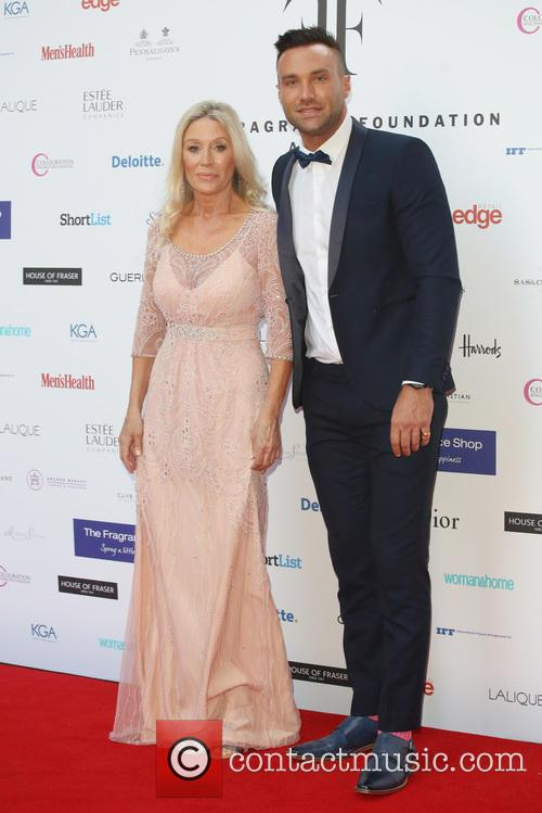 Angie Best and Calum Best 1