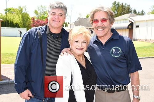 Sean Hannity, Victoria Schneps-yunis and Geraldo Rivera 5