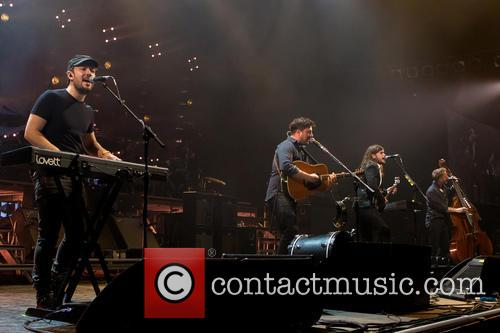 Mumford and Sons in Denmark