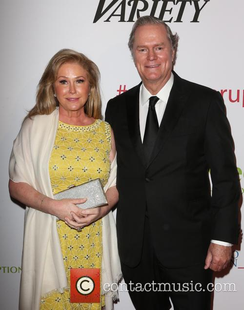Kathy Hilton and Richard Hilton 3