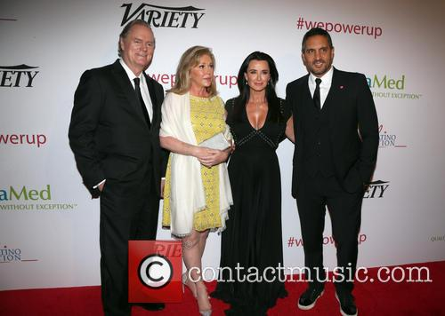 Richard Hilton, Kathy Hilton, Kyle Richards and Mauricio Umansky 1