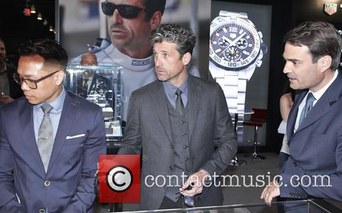 Patrick Dempsey and Kilian Muller 4
