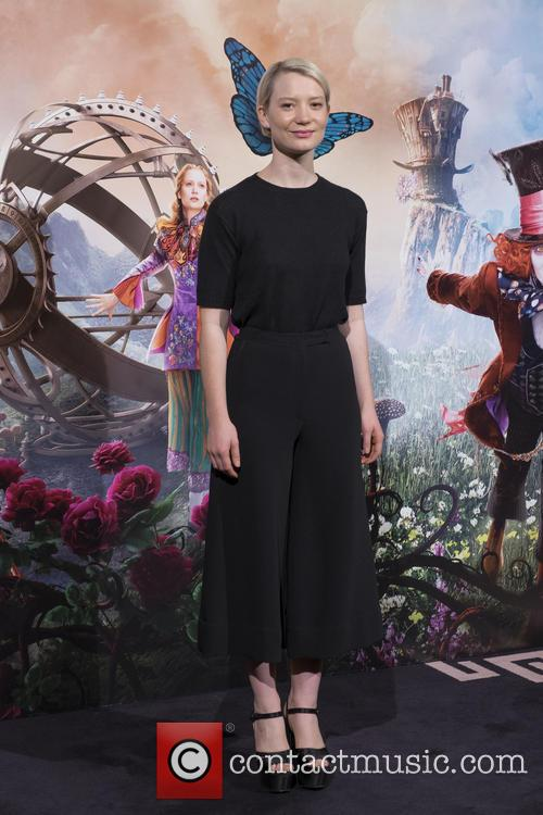 Alice Through The Looking Glass' photocall