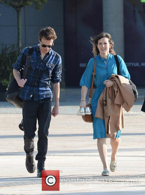 Hugh Skinner and Louise Ford 2